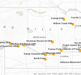 GPP Map